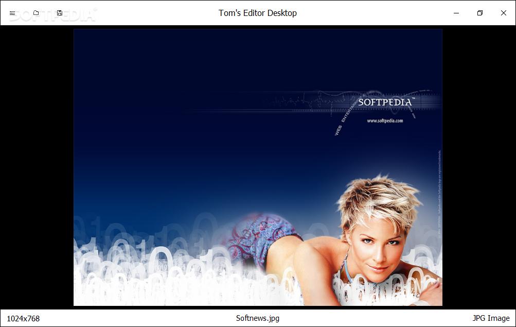 Download Tom's Editor Desktop 2 2