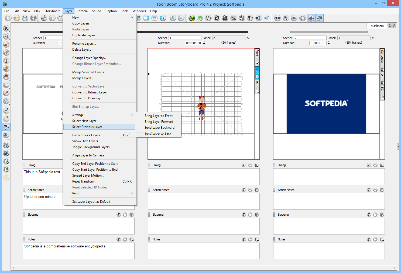 Download Toon Boom Storyboard Pro 4 2