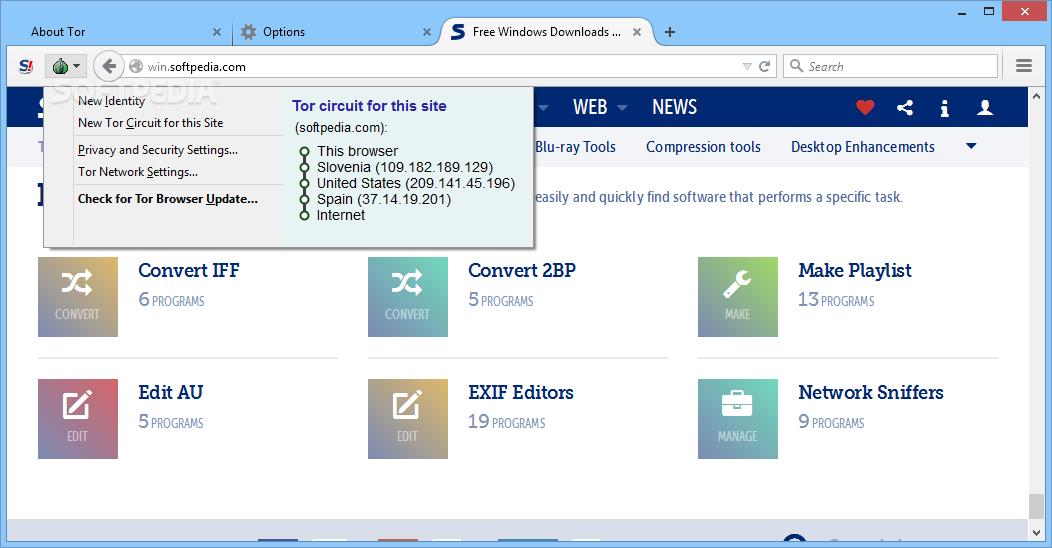 Download Tor Browser 8 5 4 / 9 0 Alpha 4