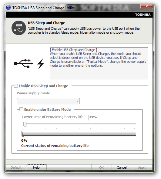 how to get toshiba to boot from usb