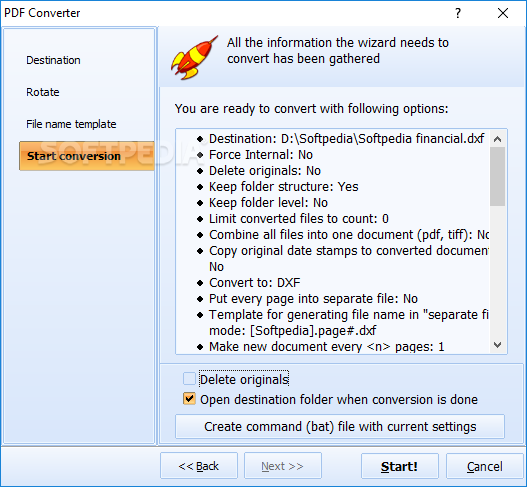Download Total PDF to DXF Converter 4 1 0 23
