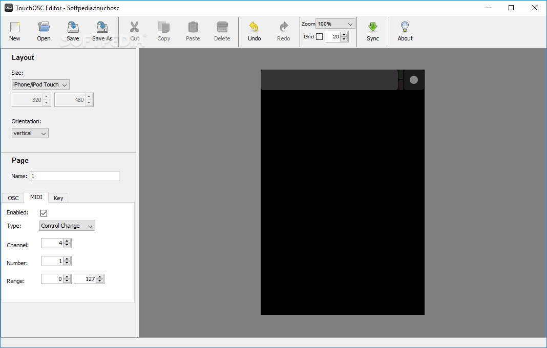 Download TouchOSC Editor 1 8 6