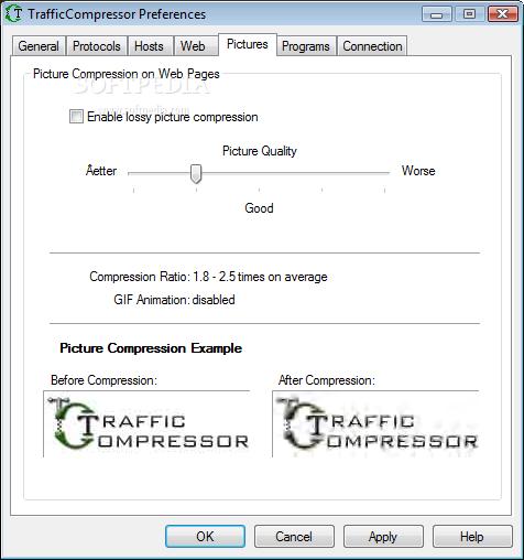 trafficcompressor 2.0.423