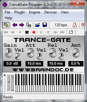trance gate effect vst