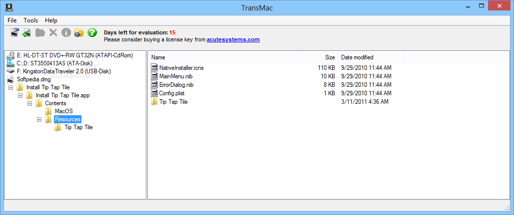 Download TransMac 12.6
