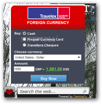 Travelex With You Have The Possibility To Convert Any Currency Into Gbp