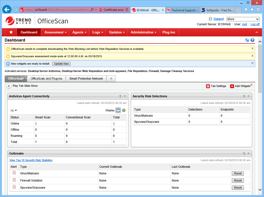 Download Trend Micro Officescan 11 0 1028 11 0 6134 Sp 1