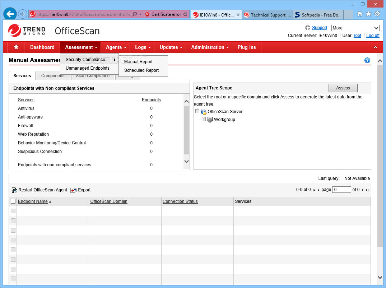 trend micro officescan gratuit