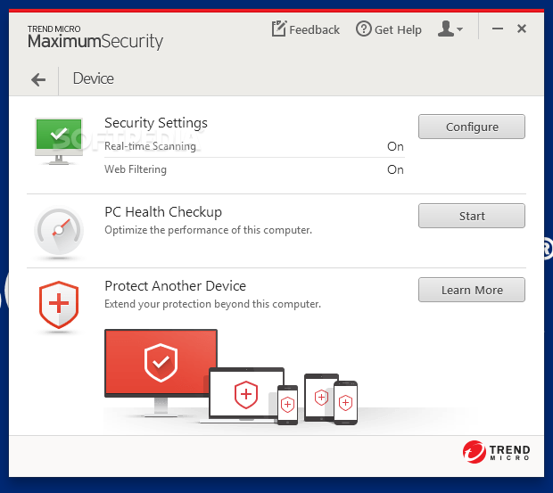 Download Trend Micro Maximum Security 15 0 1172