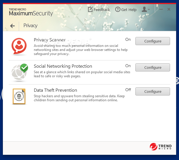 Download Trend Micro Maximum Security 15 0 1172