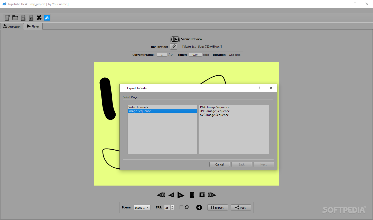 Tupi 2d animation software free download Free 2d software