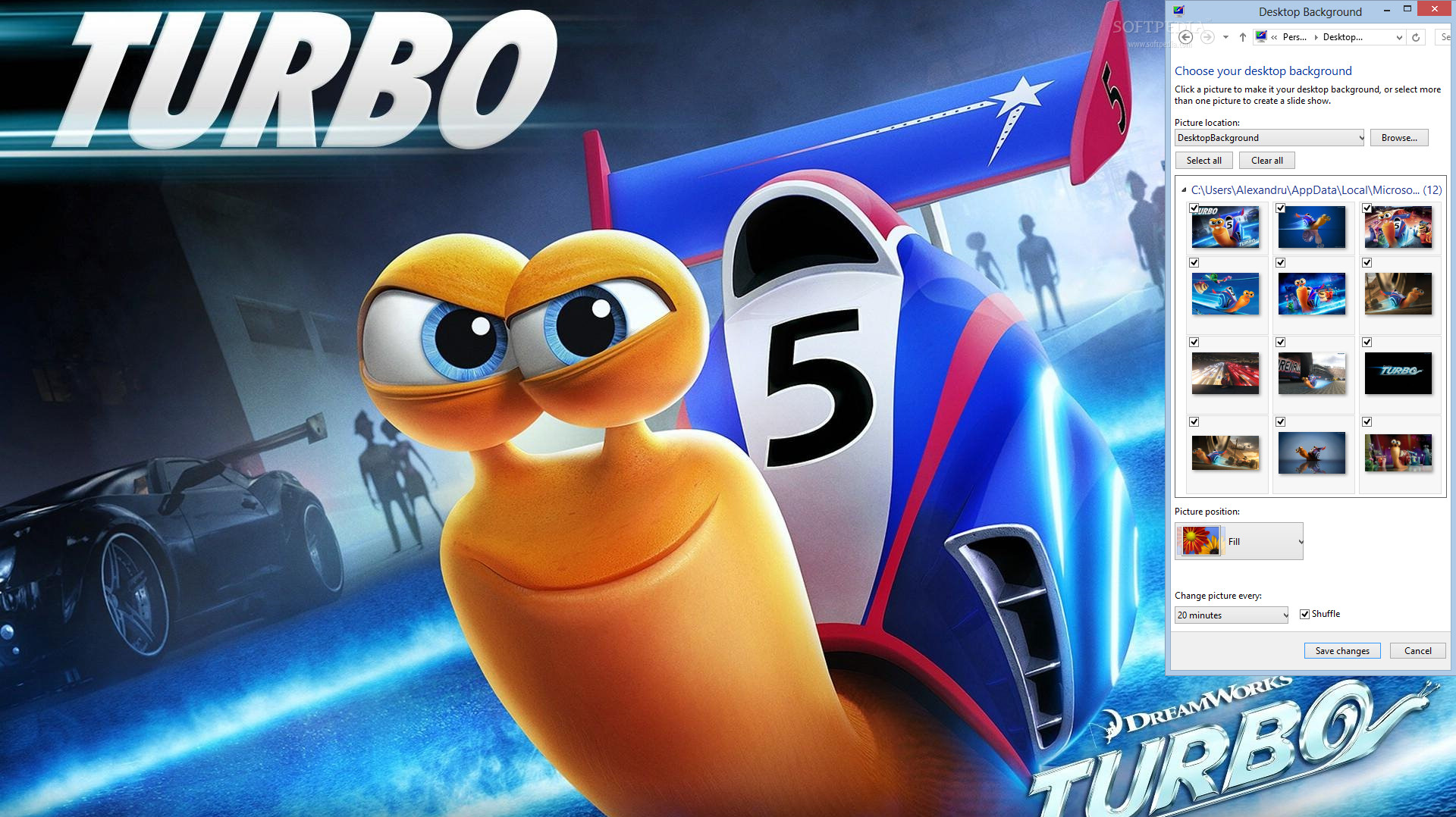 download turbo movie theme 1.0