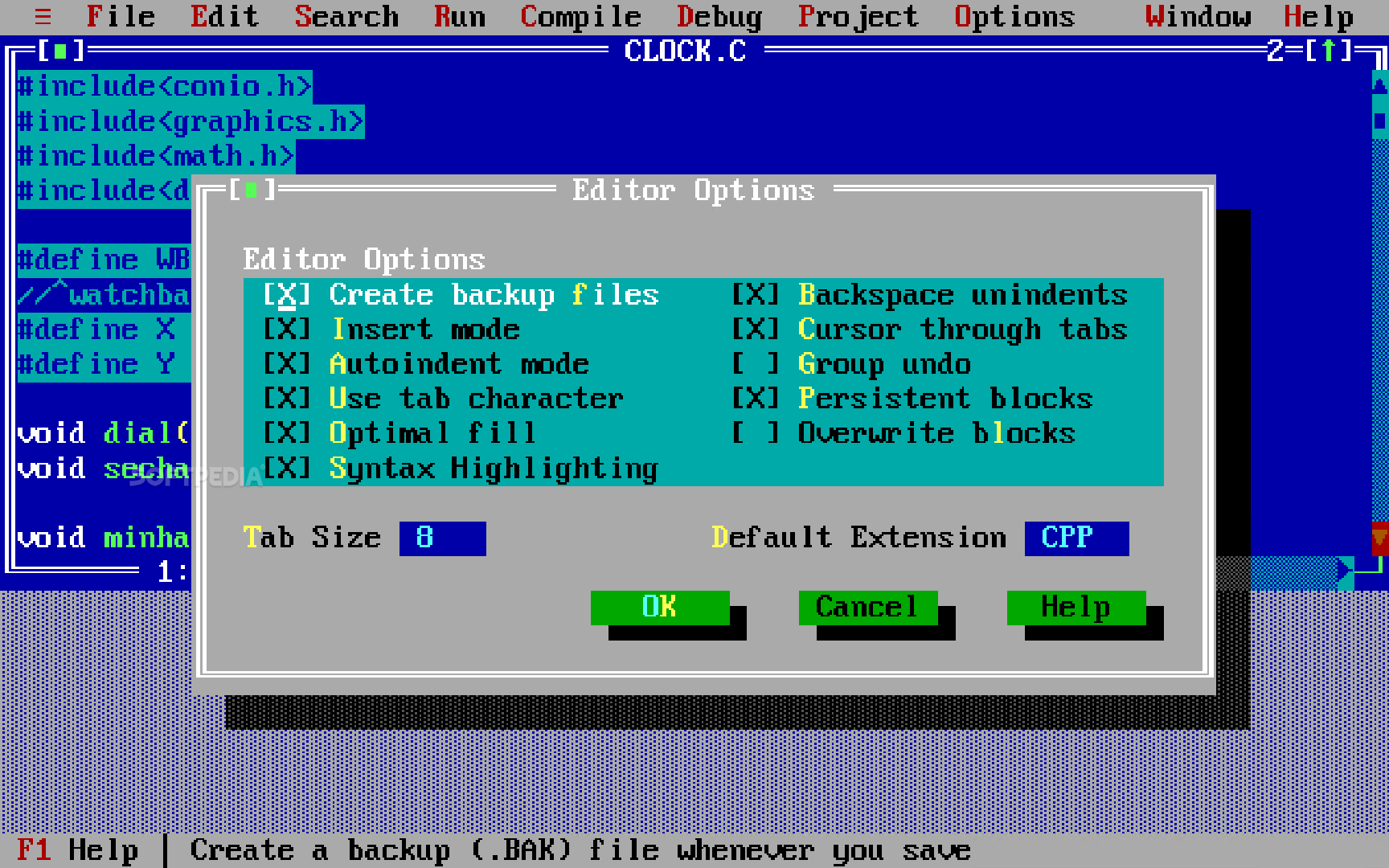 Download TurboC++ for Windows 3 7 8 9