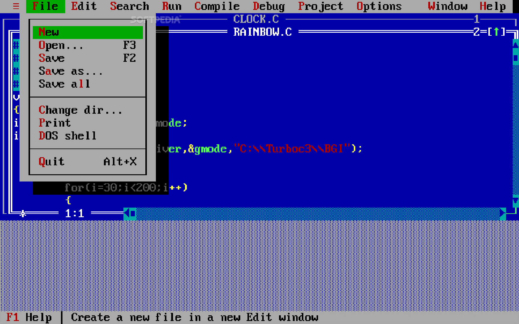 download turbo c++ for windows 10