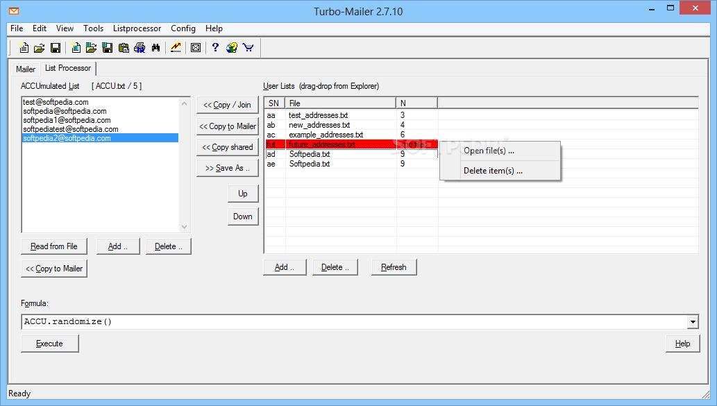 turbo mailer license key buy