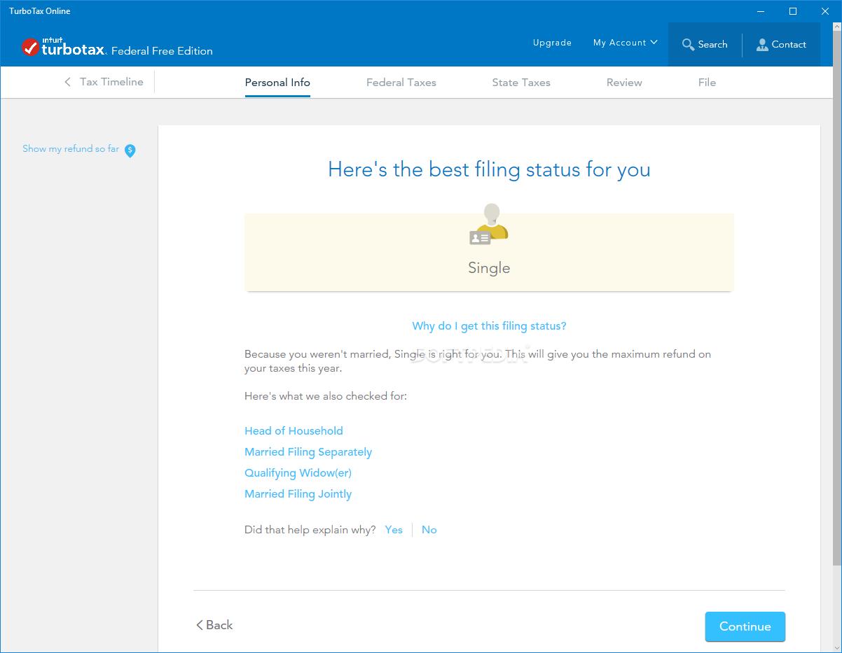 Download TurboTax Online Tax Return App 1.1.89