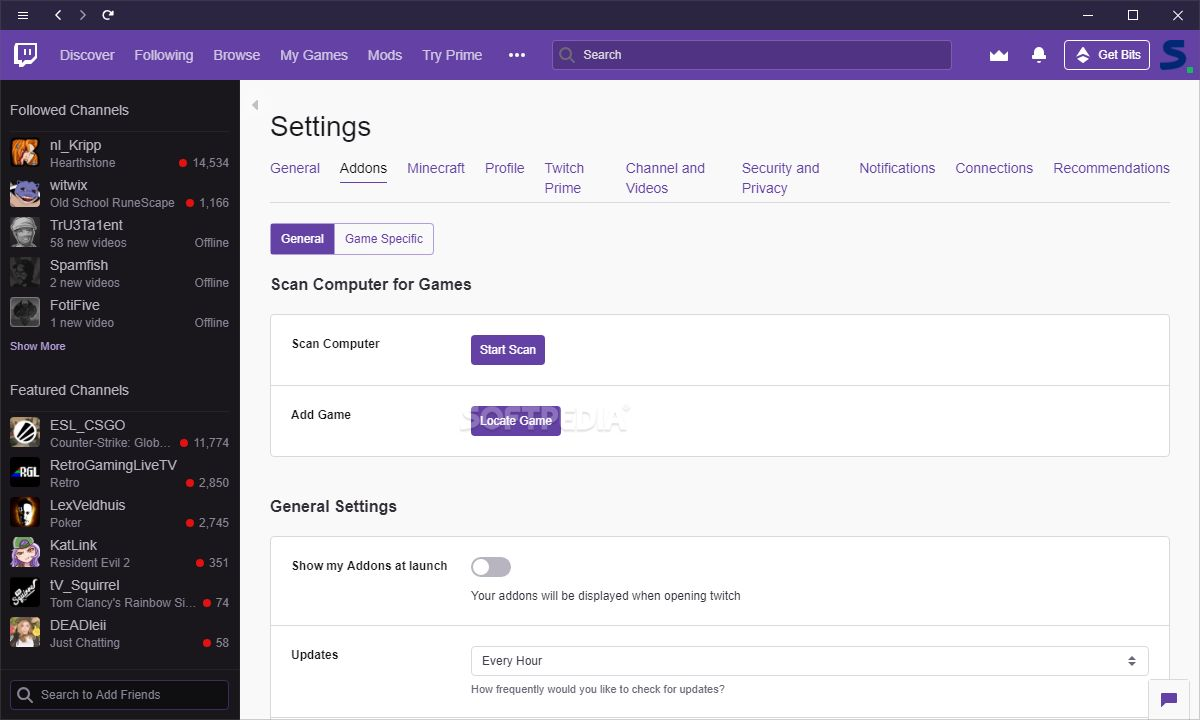 Download Twitch Desktop App 8 0 0