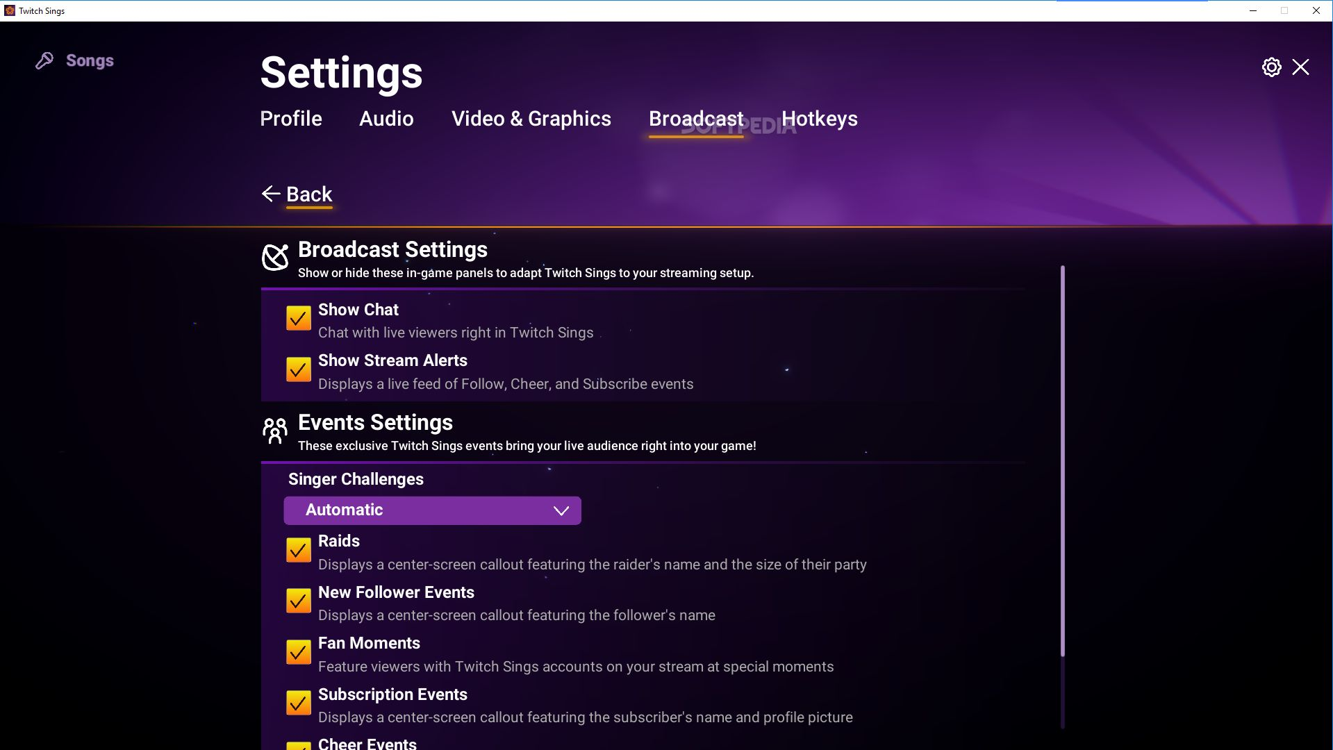 Download Twitch Sings 8 0 0