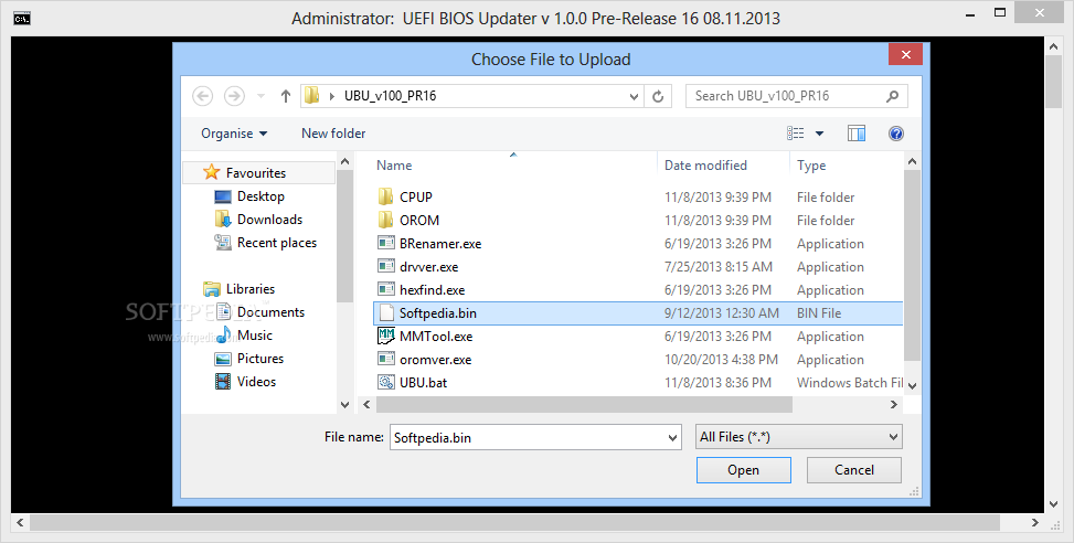Download UEFI BIOS Updater 1 69 17 2 / 1 70 RC 20 1