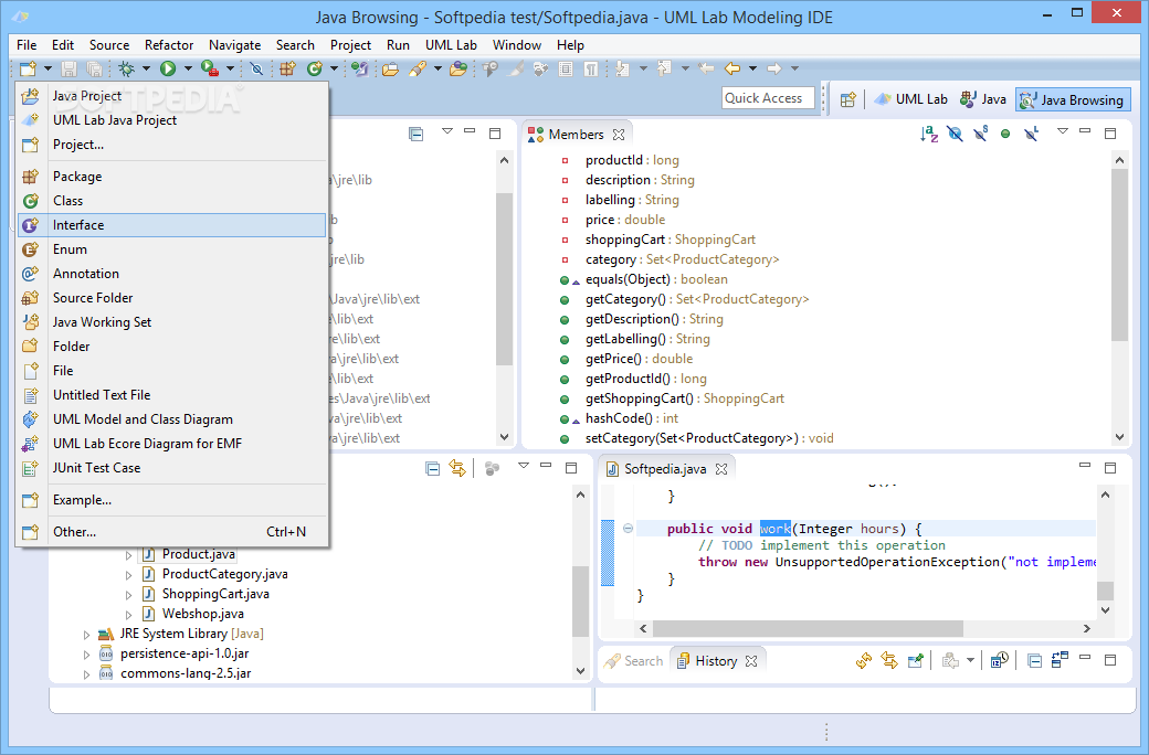 download uml lab 1 8 2