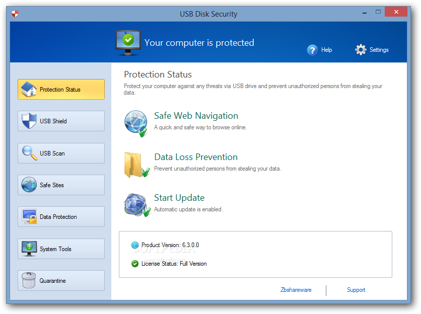 ������ Disk Security 6.0.0.126 ������