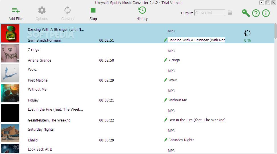 Download UkeySoft Spotify Music Converter 2 7 5