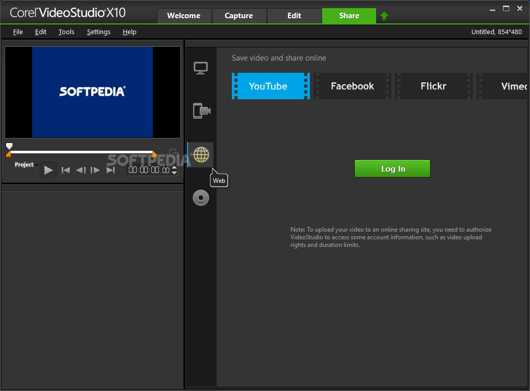 Use U-lead Video Studio 10 program with Windows 7