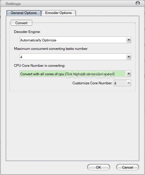 Download Ultra Mobile 3GP Video Converter 6.1.1208 ... Ultra Mobile 3GP Video Converter - screenshot #8 ...