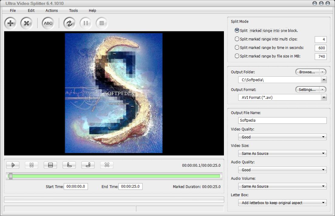 ultra video splitter free download full version