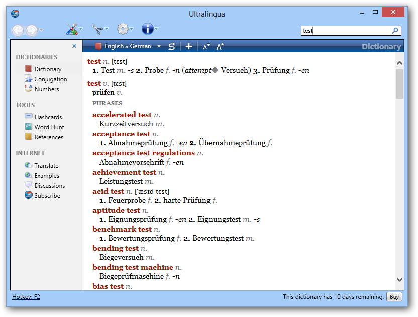 Download French Italian Dictionary By Ultralingua For Mac