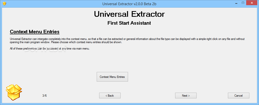 Download Universal Extractor 2 0 0 RC2