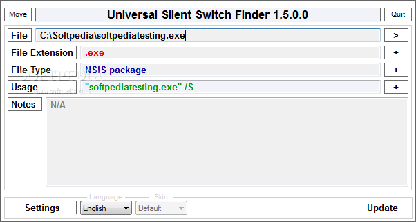 Download Universal Silent Switch Finder 1 5 0 0