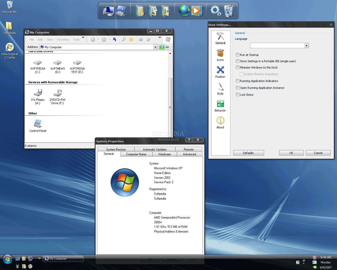 windows vista inspirat pack 2