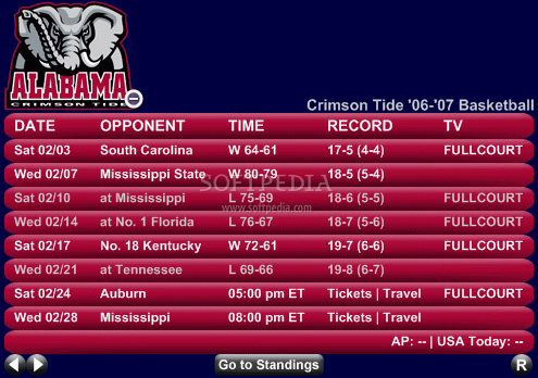 For Excel 2007 Or Later Amp Excel For Ipadiphone 495 x 348 png 35kB, University of Alabama Football/Basketball Schedule ...
