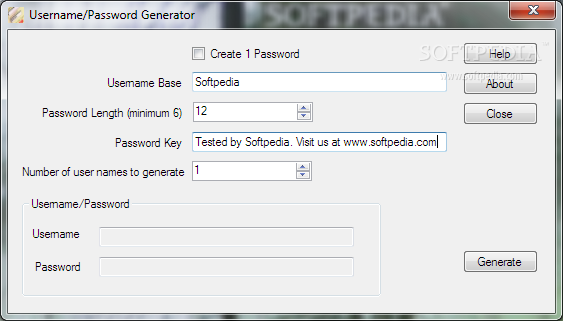 Username generator for dating sites