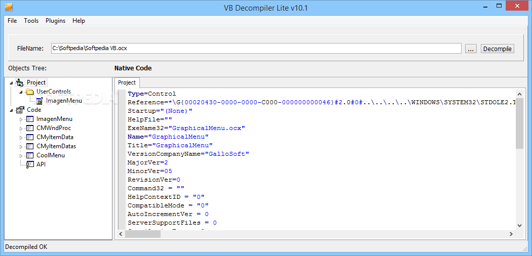 exe decompiler visual basic