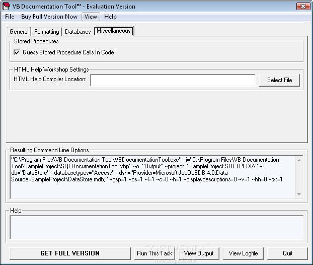 Download VB Documentation Tool 1 5