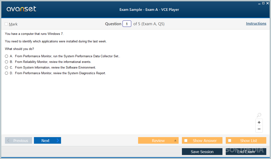 vce exam simulator pro 2.5.1 crack