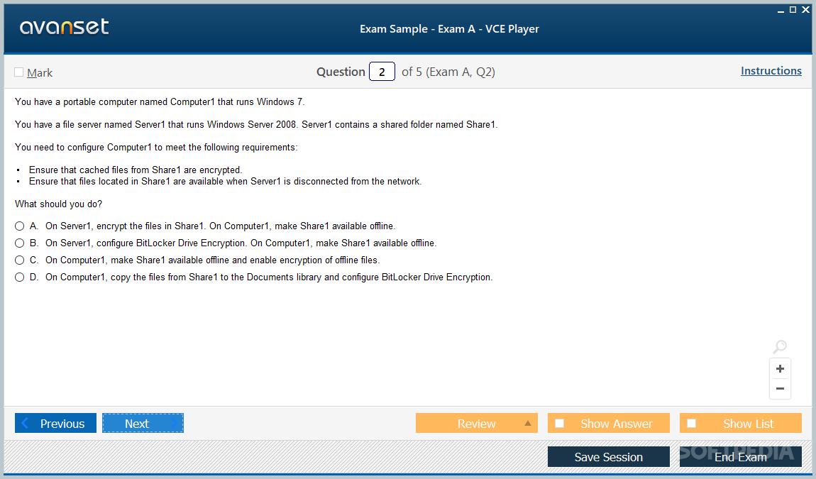 vce exam simulator 2.4 pro 2018 + crack.rar