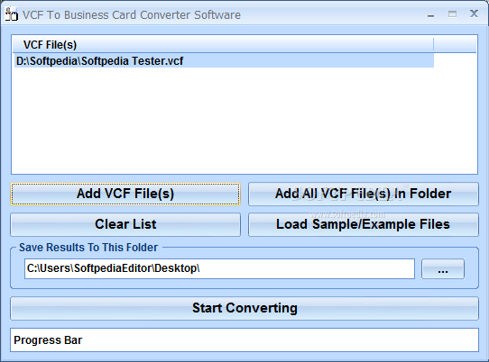 How to create vcf file in android programmatically