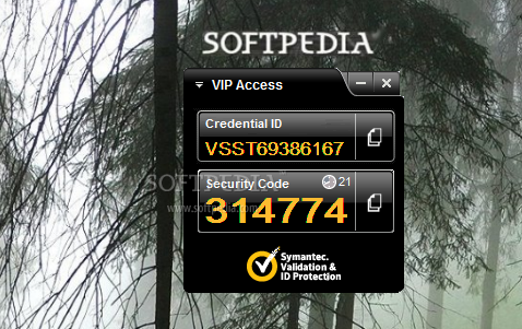 vip access desktop