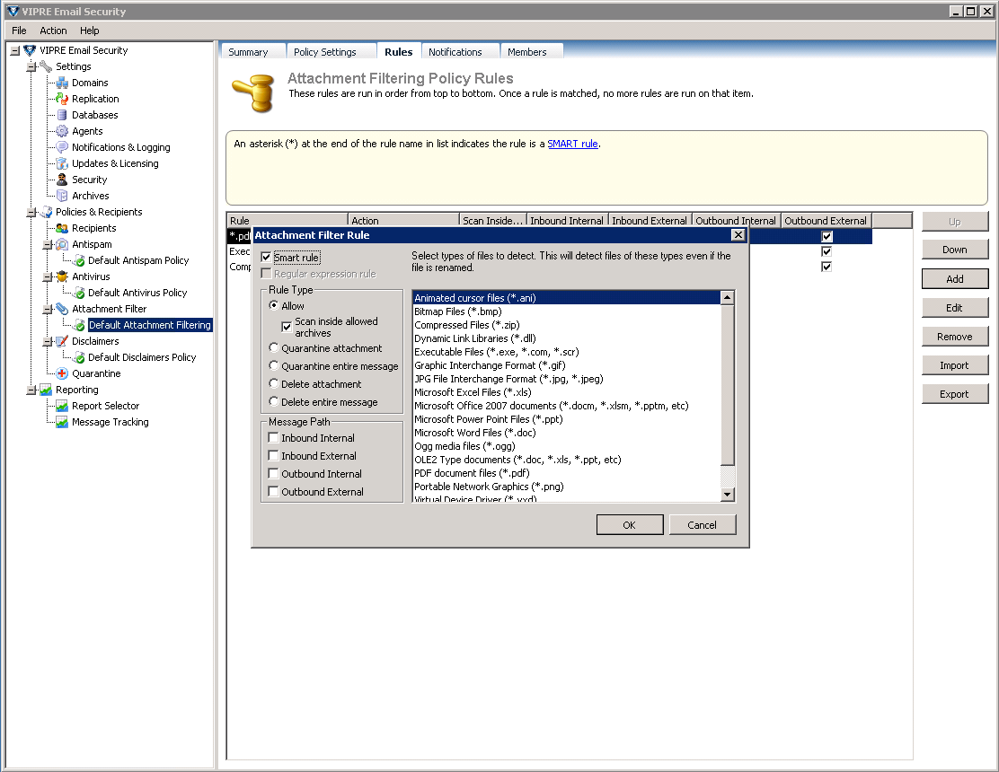 Download Vipre Email Security For Exchange 4 5 0 76