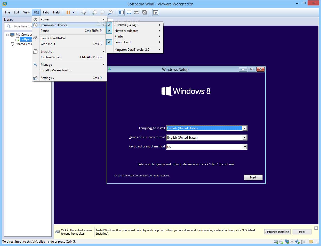 VMware Workstation Pro Build Crack For (32bit & 64bit)