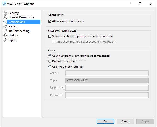 Download VNC Connect 6 5 0 (r41730)