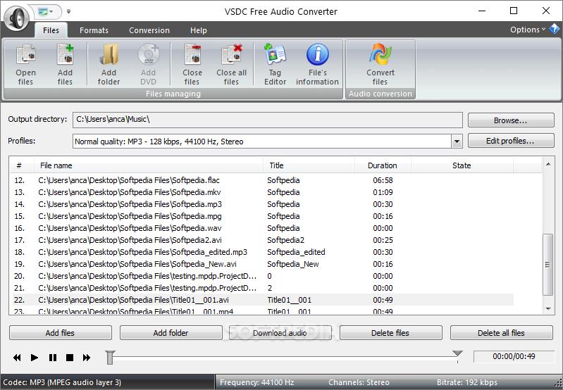 vsdc audio converter review