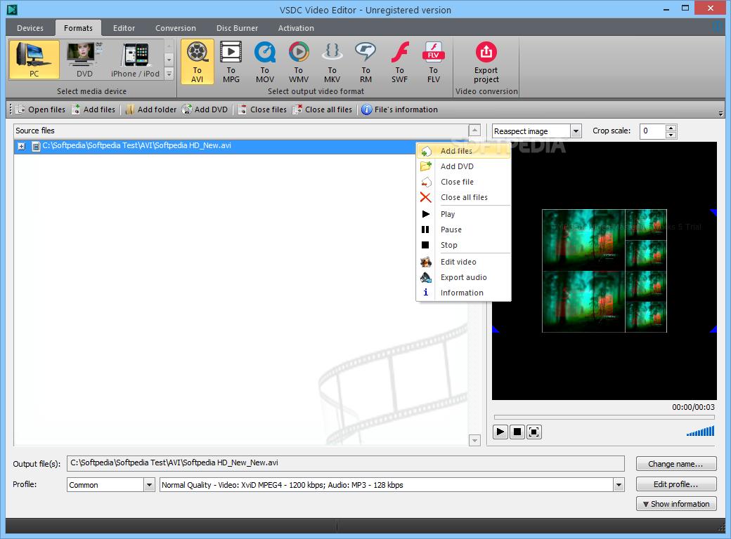 VSDC Free Video Editor Free Download for Windows 10, 7, 8 ...