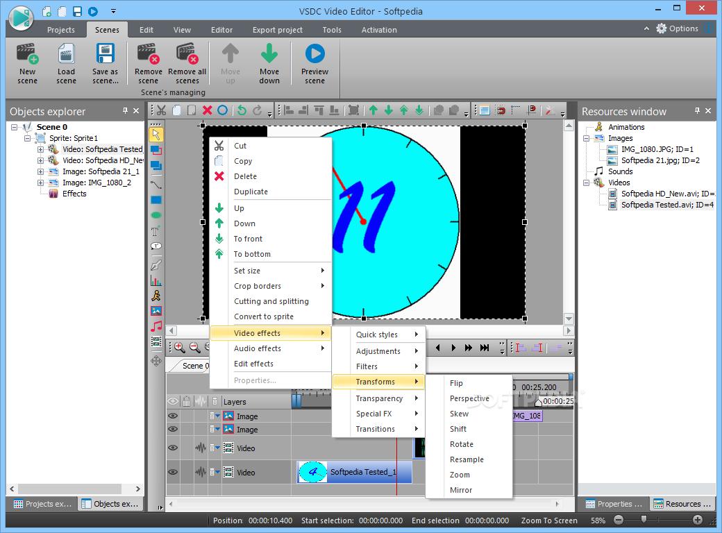 Download VSDC Video Editor 6 3 8 46