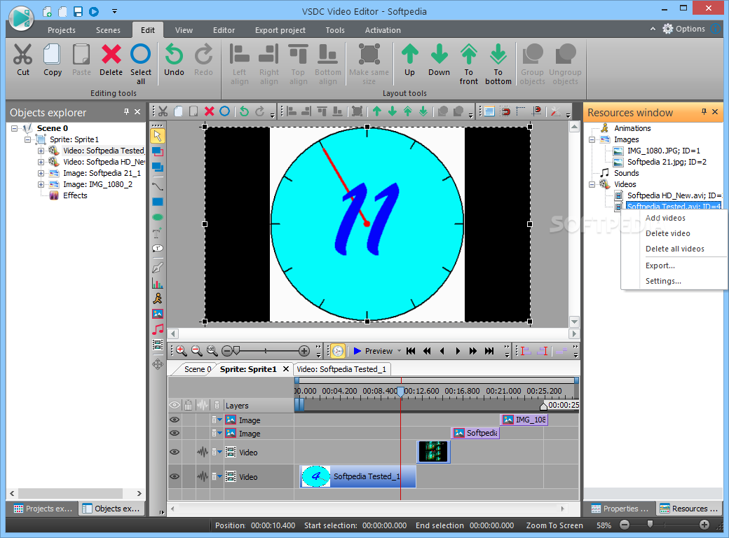 VSDC Free Video Editor - YouTube