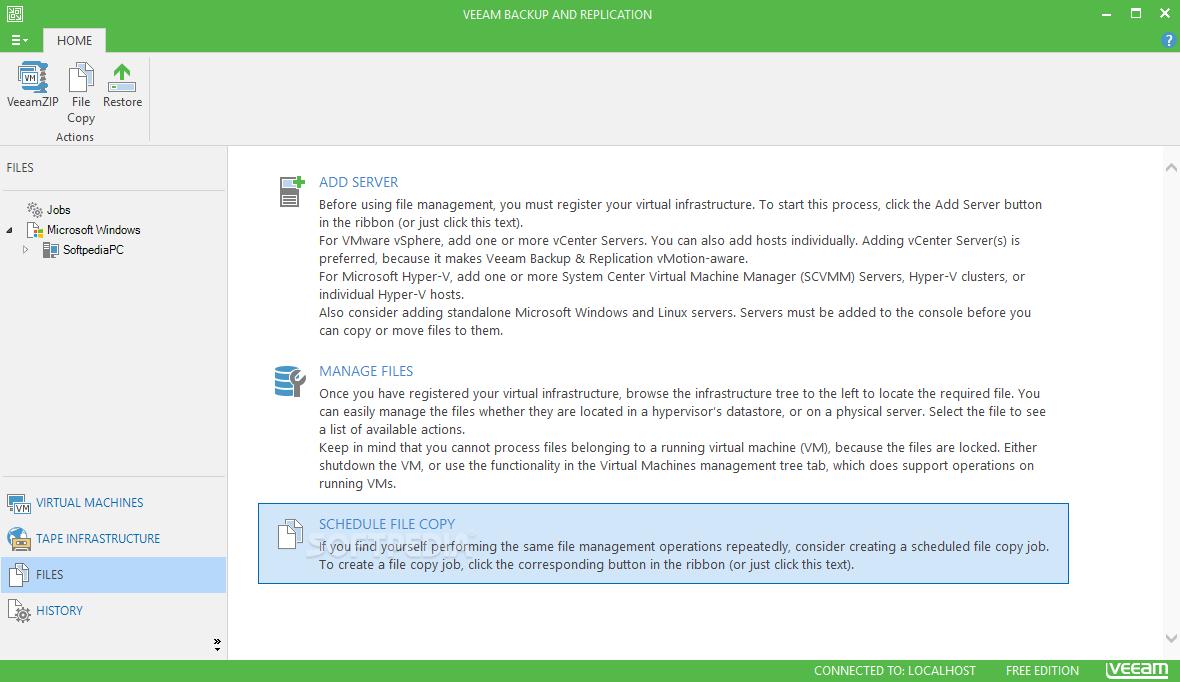 Download Veeam Backup & Replication 9 5 4 2753 Update 4a