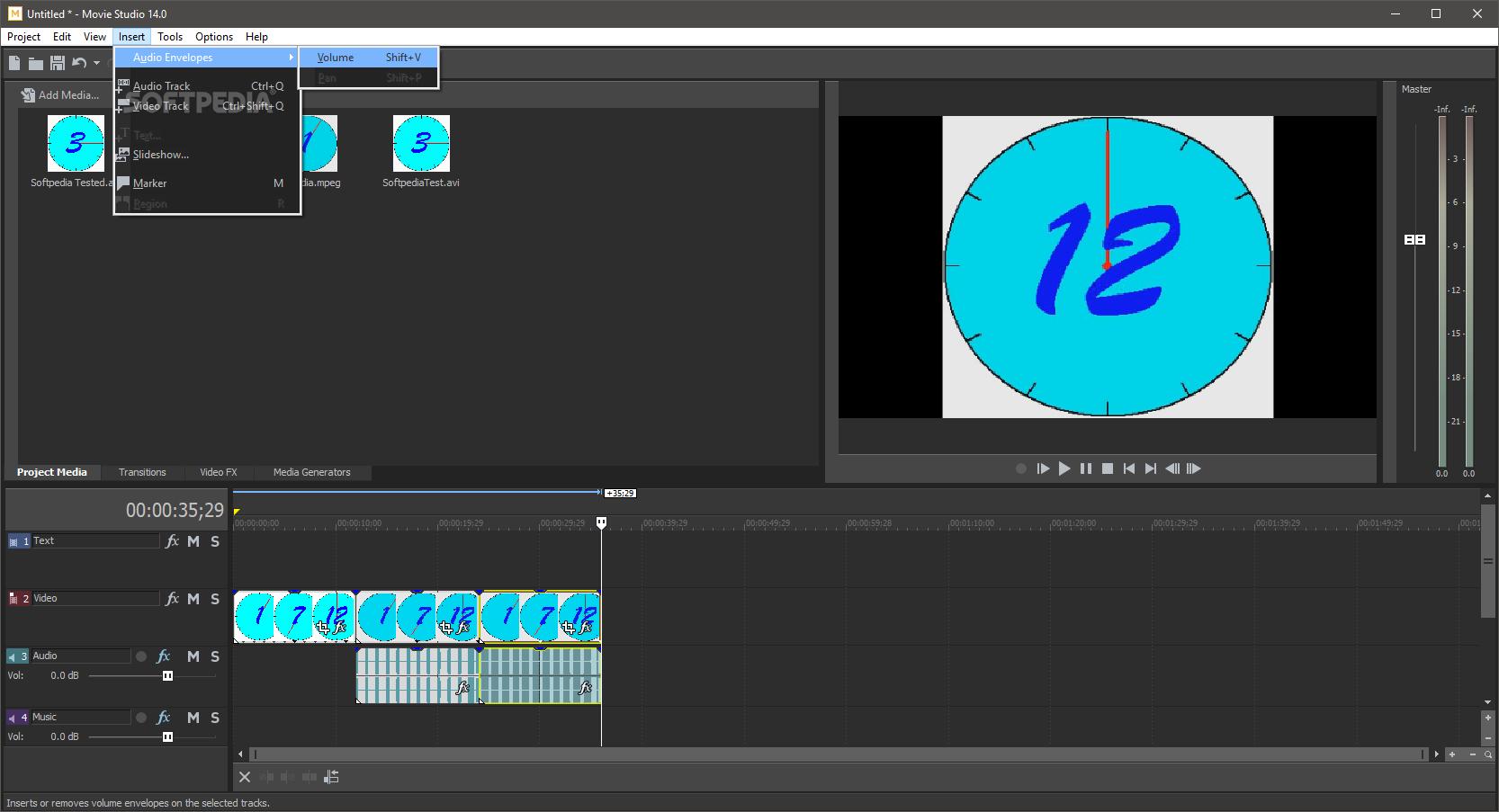 VEGAS Movie Studio Best video editor for beginners